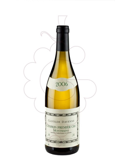 Photo Clotilde Davenne Premier Cru white wine