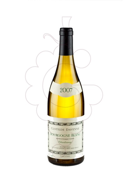 Photo Clotilde Davenne Temps Perdus white wine