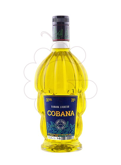 Photo Liqueur Cobana Licor de Banana