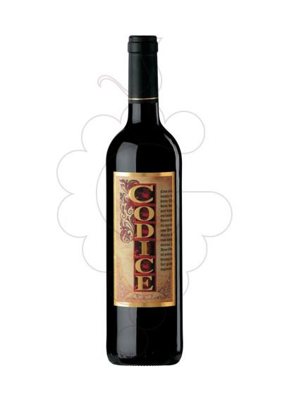 Photo Códice red wine