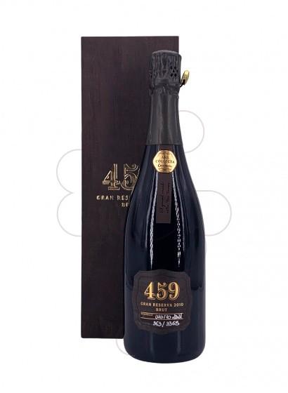Photo Codorniu 456 Ars Collecta Brut sparkling wine
