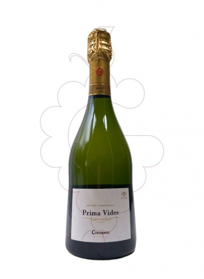 Photo Codorniu Blanc de Blancs Prima Vides sparkling wine