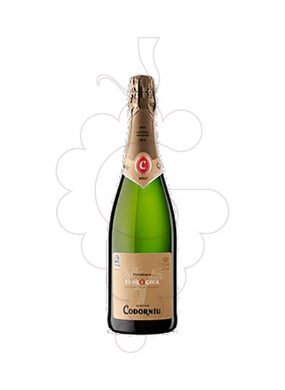 Photo Codorniu Ecologica Brut  sparkling wine