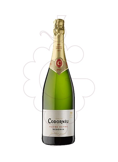 Photo Codorniu Extra Brut sparkling wine