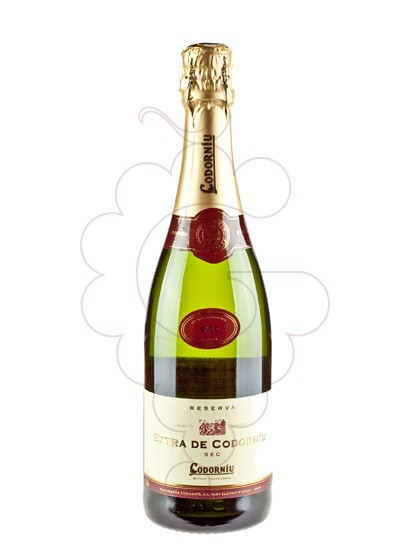 Photo Codorniu Extra Sec sparkling wine