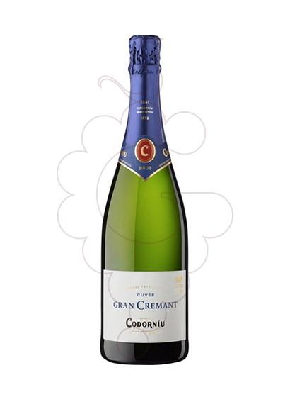 Photo Codorniu Gran Cremant Brut sparkling wine