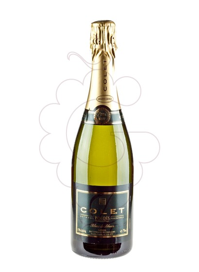 Photo Colet Gran Cuvee Brut sparkling wine