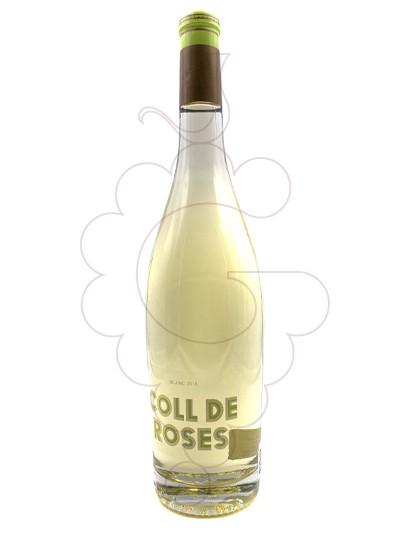 Photo Coll de Roses Blanc white wine