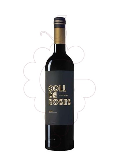 Photo Coll de Roses Finca del Mar red wine