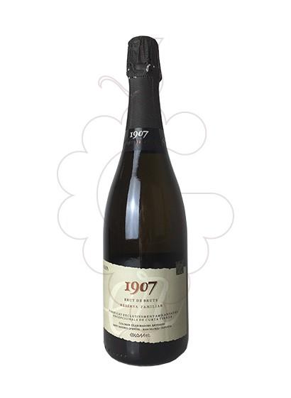 Photo Colomer 1907 Brut de Bruts sparkling wine