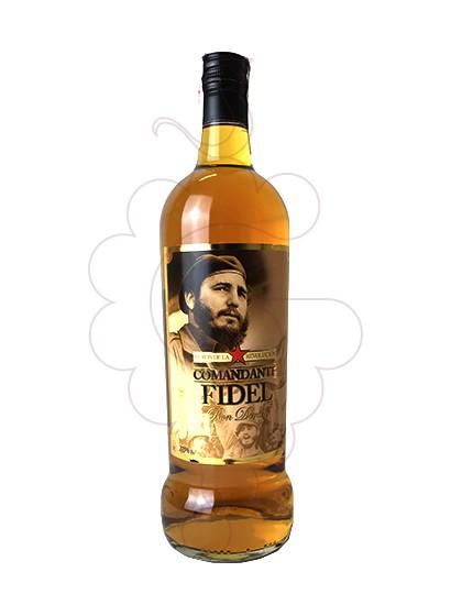 Photo Rum Comandante Fidel