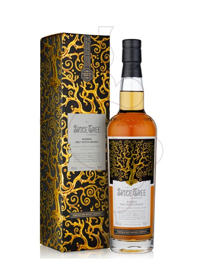 Photo Whisky Compass Box The Spice Tree