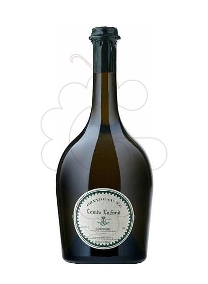 Photo Comte Lafond Grande Cuvée Sancerre white wine
