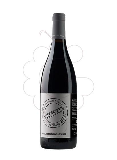 Photo Comunica Fristyle red wine