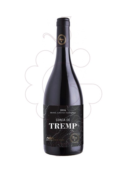 Photo Conca de Tremp red wine