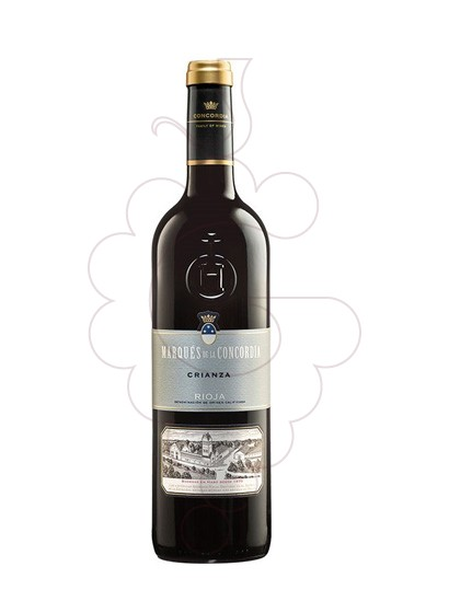 Photo Concordia Crianza  red wine