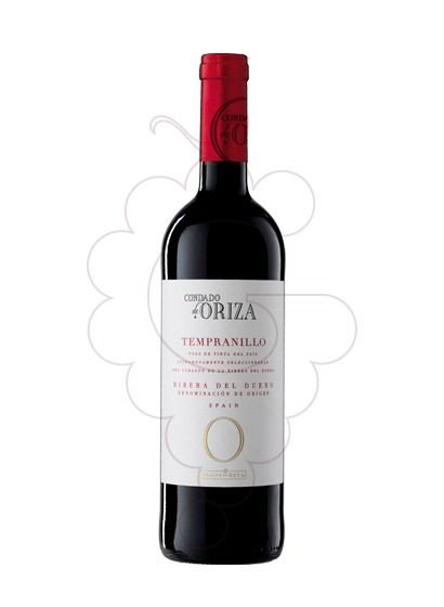 Photo Condado de Oriza Collita red wine