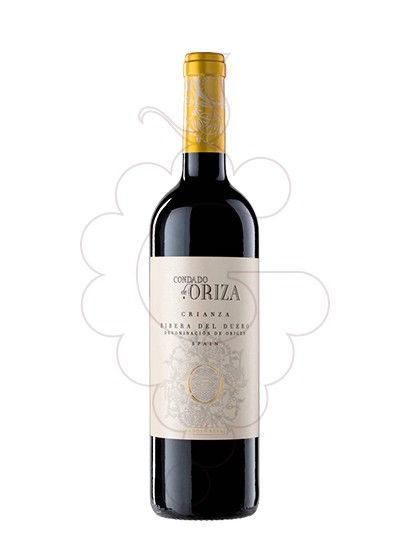 Photo Condado de Oriza Crianza red wine
