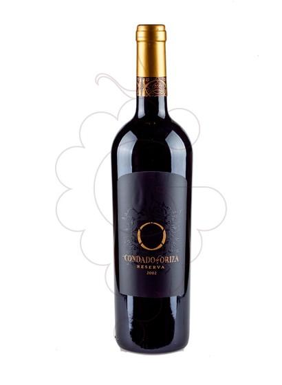Photo Condado de Oriza Reserva red wine