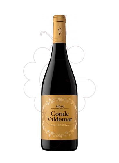 Photo Conde de Valdemar Gran Reserva red wine