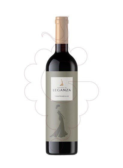 Photo Condesa de Leganza Crianza red wine