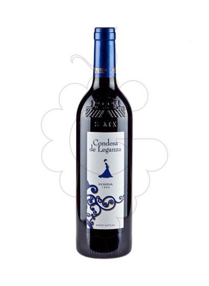 Photo Condesa de Leganza Reserva red wine