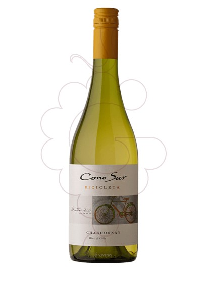 Photo Cono Sur Blanc Chardonnay white wine