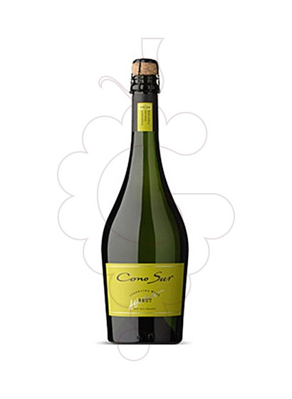 Photo Cono Sur Sparkling Brut sparkling wine