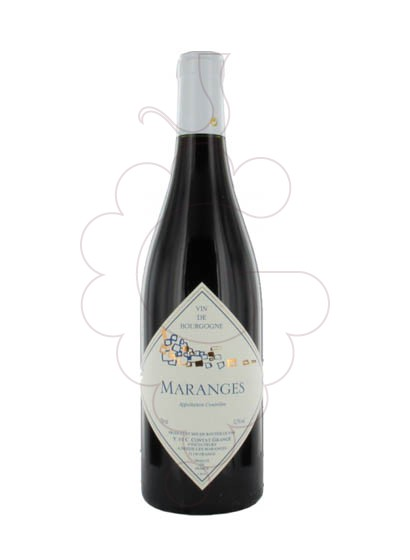 Photo Contat Grangé Maranges  red wine
