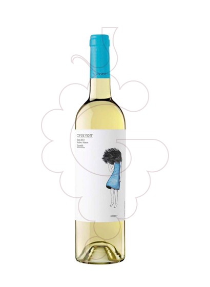 Photo Cop de Vent Blanc white wine