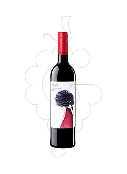 Photo Cop de Vent Negre Jove  red wine
