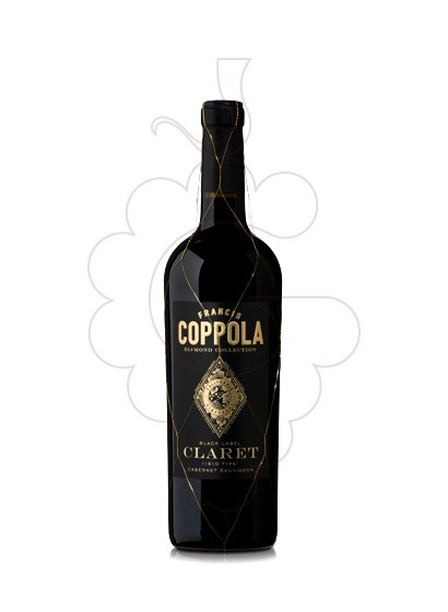 Photo Coppola Diamond Claret red wine