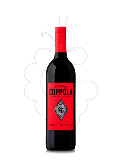 Photo Coppola Diamond Red Blend red wine