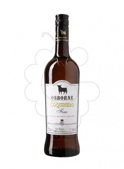 Photo Coquinero fortified wine