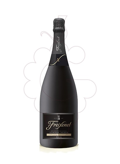 Photo Cordon Negro Brut Magnum sparkling wine