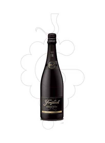 Photo Cordon Negro Brut Nature sparkling wine