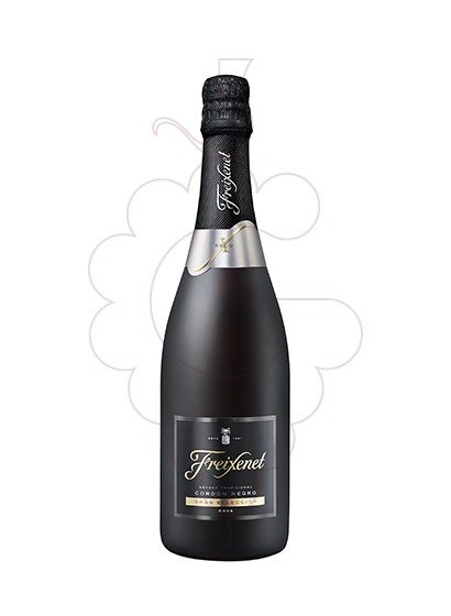Photo Cordon Negro Sec sparkling wine