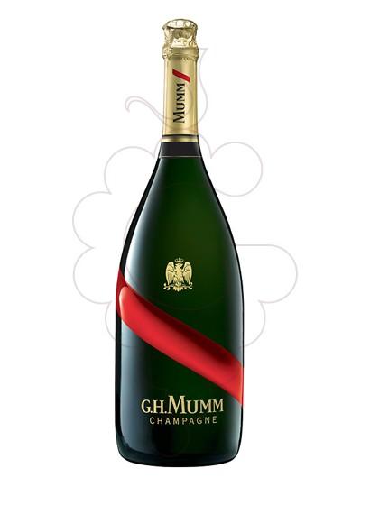 Photo Cordon Rouge Brut Magnum sparkling wine