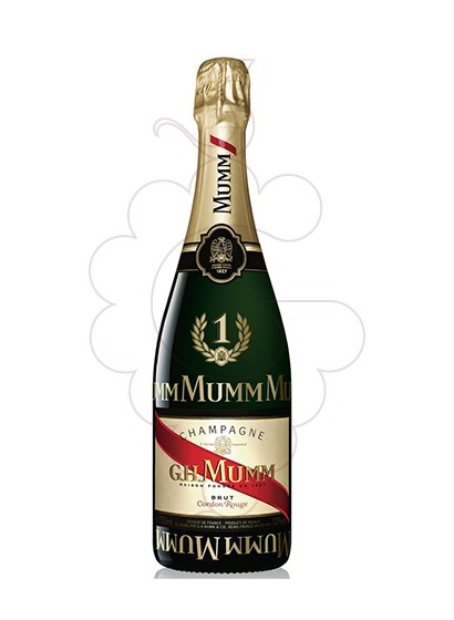 Photo Cordon Rouge Formula 1 Magnum sparkling wine