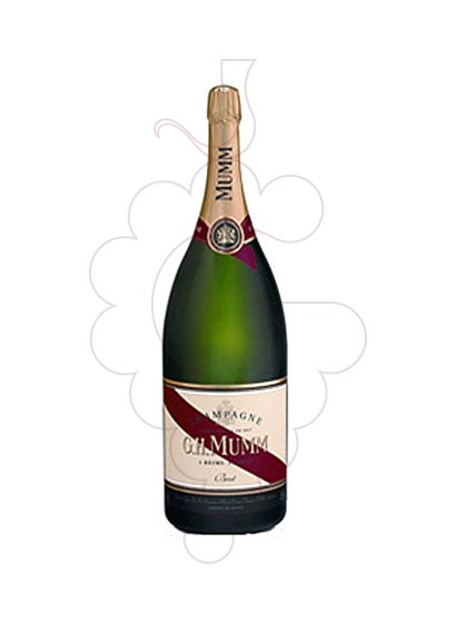 Photo Cordon Rouge Mathusalem sparkling wine