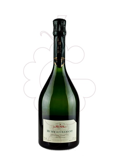 Photo Cordon Rouge Mumm de Cramant sparkling wine