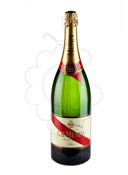 Photo Cordon Rouge Salmanazar sparkling wine