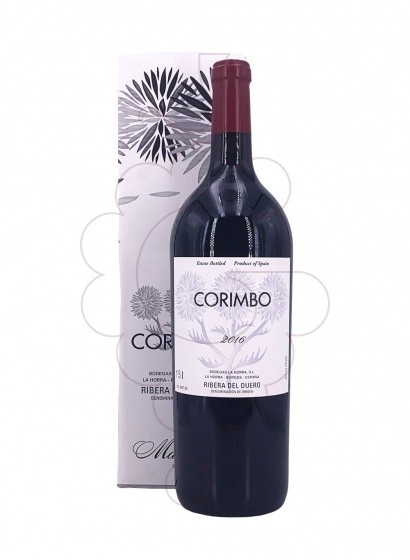 Photo Corimbo Magnum red wine