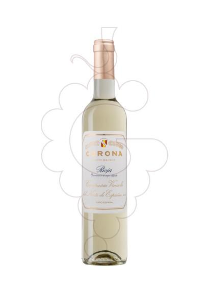 Photo Corona Semi Dulce fortified wine