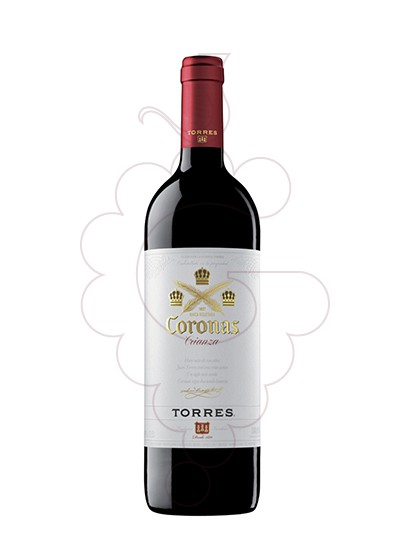 Photo Coronas Criança red wine