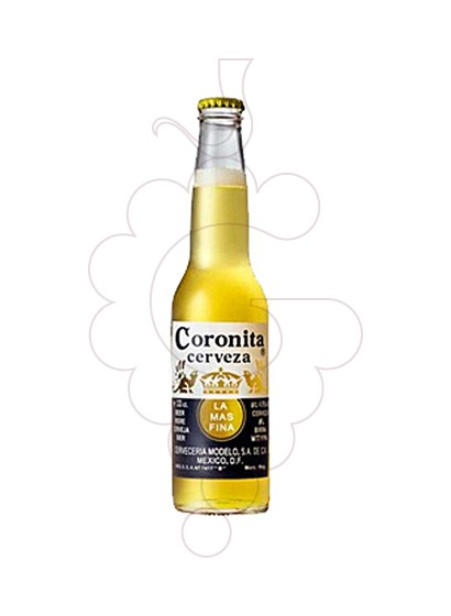 Photo Beer Coronita ampolla