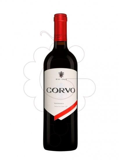 Photo Corvo red wine