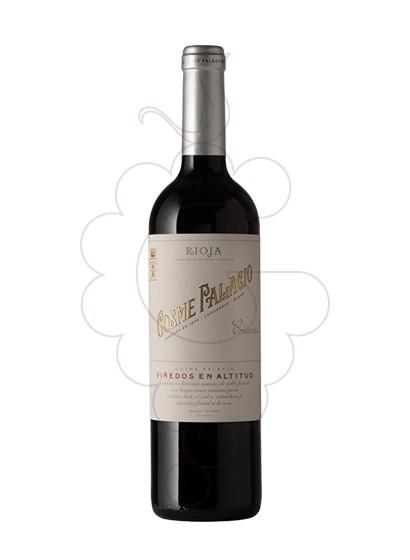 Photo Cosme Palacio Crianza red wine