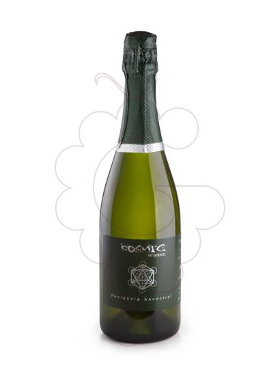 Photo Còsmic Paciència Ancestral sparkling wine