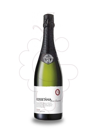 Photo Cossetània Brut Reserva sparkling wine
